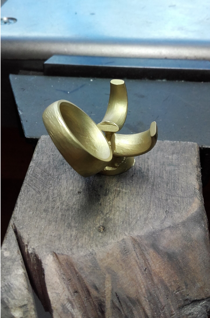 Ring Reshaping mould